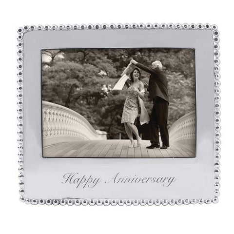 - Happy Anniversary-  5 x 7 Frame