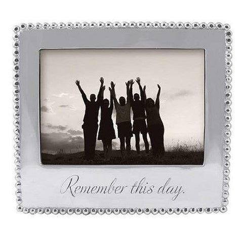 - Remember this Day-  5 x 7 Frame