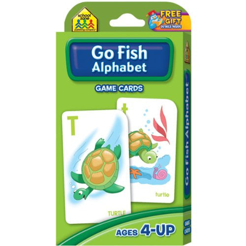 Game Cards - Go Fish