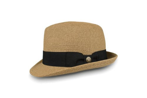 Cayman Hat, Tan, Medium