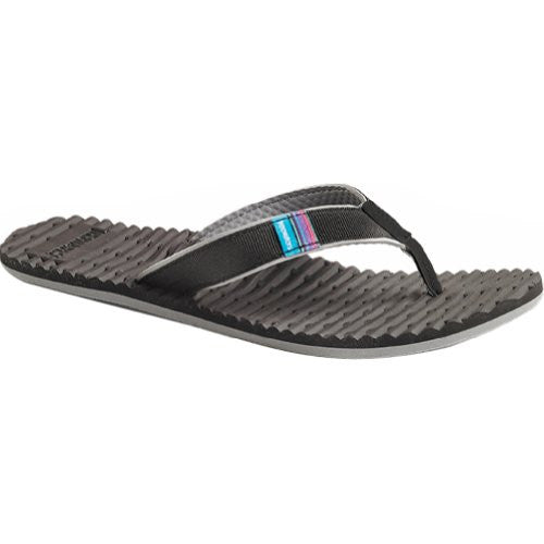 Women Sandal Whistler, Size: 9 (Black)