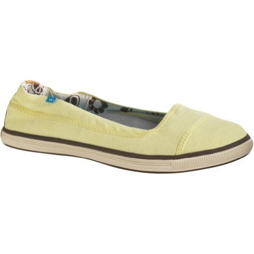 Women Shoes Mint, Size: 5 (Yellow)