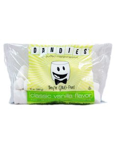 Air Puffed Vegan Marshmallows Original Vanilla - 10 oz