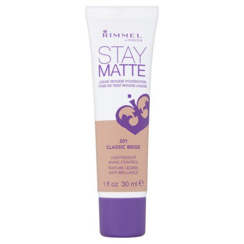 Stay Matte Foundation, Classic Beige