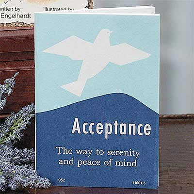Acceptance Pamphlets - 25 pcs