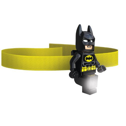 "LEGO DC Batman Headlamp, 2.75"" H, 1.1 oz"