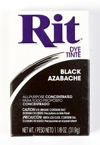 Dye Powder 1-1/8 oz - Black