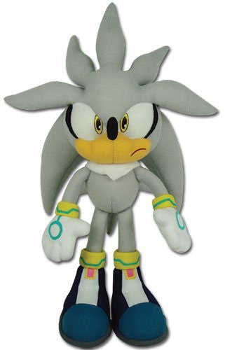 Sonic The Hedgegog Silver Sonic Plush