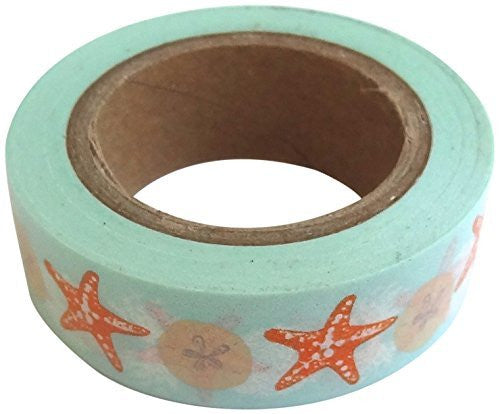 Eyelet Outlet Washi Tape 15mmX10m - Shell