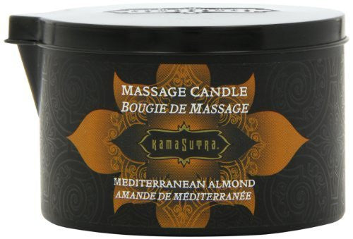 Massage Candle Mediterranean Almond