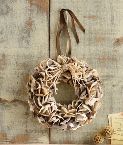 Rope And Shell Wreath