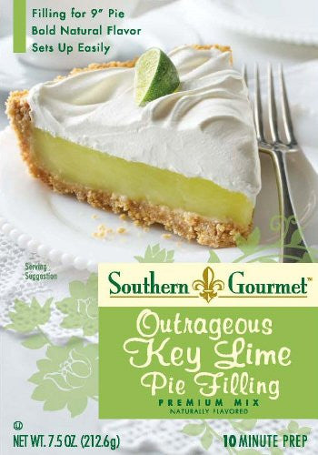 Key Lime Pie Filling Mix 7.5 OZ (Pack of 3)