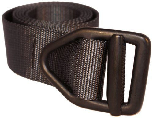 38mm - Last Chance Light Duty Black Buckle - Navy