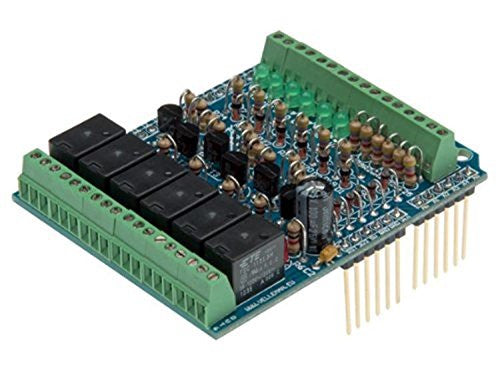 I/O Shield for Arduino, 70 x 55 x 30 mm / 2.75 x 2.16 x 1.18""