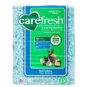 CAREFRESH COLOR PREMIUM SOFT BEDDING - Turquoise, 50L