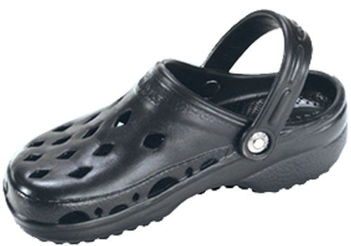 Diamond Breeze Clog - Black, Size L12 / M10
