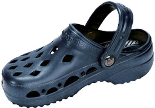 Diamond Breeze Clog - Navy Blue, Size L9 / M7