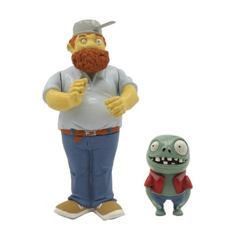 "Plants Vs Zombies Wave 2 - 3"" Assortment (Crazy Dave and Imp)"