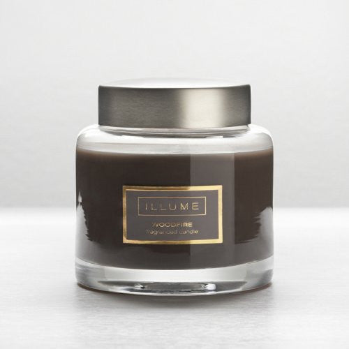 Essential Jar Candle, 8.9 oz - Woodfire