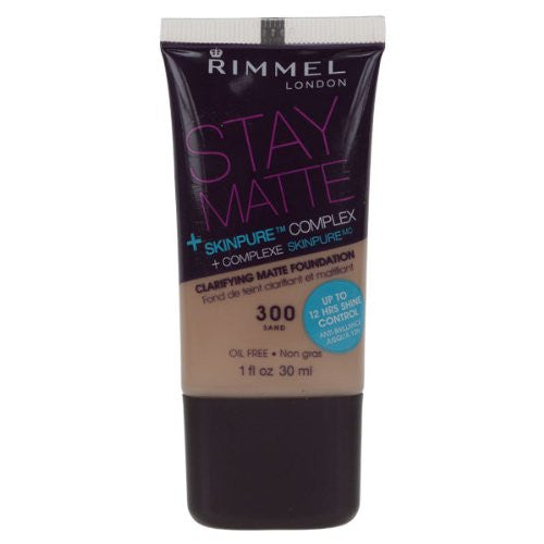Stay Matte Foundation, Sand