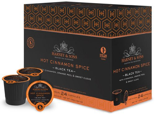 Harney & Sons, Hot Cinnamon Spice