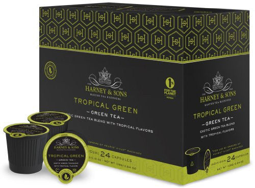 Harney & Sons, Tropical Green