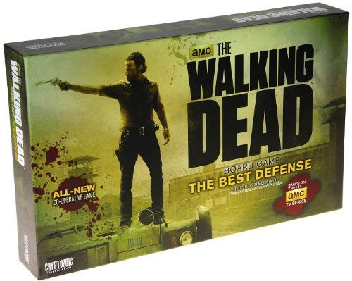 The Walking Dead Board Game: The Best Defense (TV)
