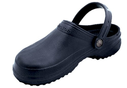 Closed Top Clog - Navy Blue, Size L8 / J6