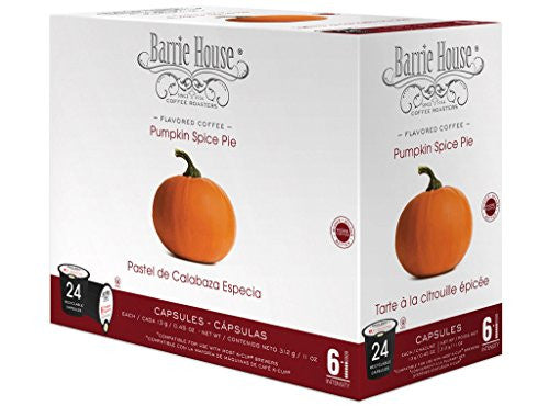 Barrie House, Pumpkin Spice Single Cup Capsule