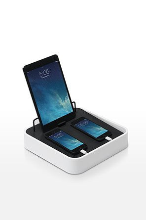 Sanctuary4 USB Charging Station - White