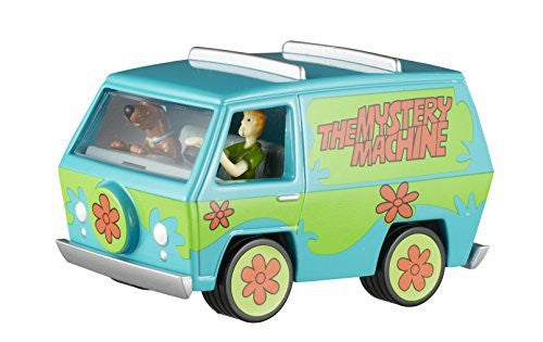 Mattel Hot Wheels Elite One - Scooby-Doo! Mystery Machine w/ Scooby & Shaggy Figures (1/50 scale diecast model car)