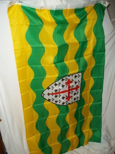 Donegal County Ireland Polyester Flag - 3'x5'