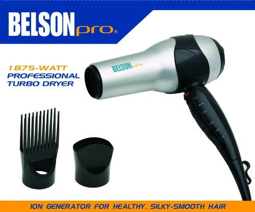 BelsonPro Turbo 1875W Dryer