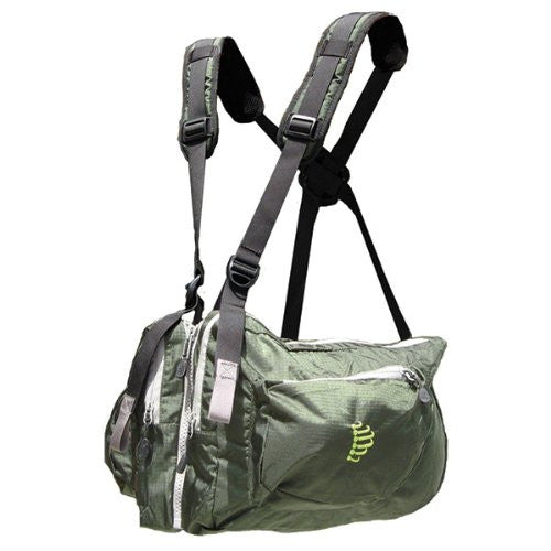 RIBZ PACK LARGE ALPINE GREEN