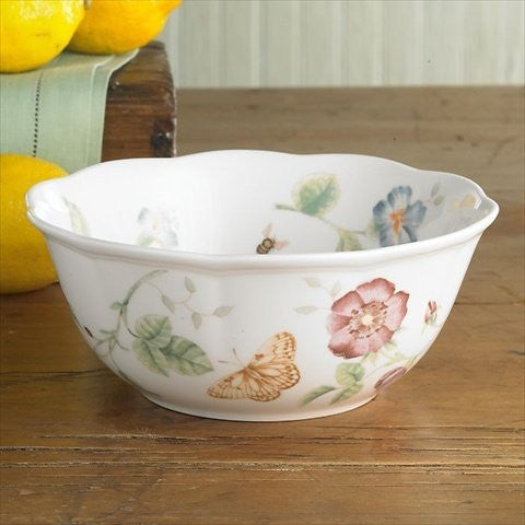 BUTTERFLY MEADOW ALL PURPOSE BOWL LG