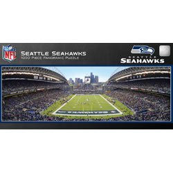 National Football League Stadiums - Seattle Seahawks (Puzzle)