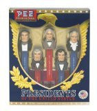 Presidents of the United States PEZ Candy Dispensers: Volume 5 - 1881-1909