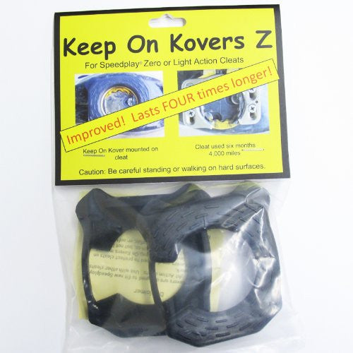 Keep on Kovers Z for Speedplay Zero or Light Action Cleats