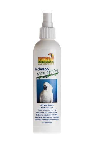 Mango Cockatoo Bath Spray