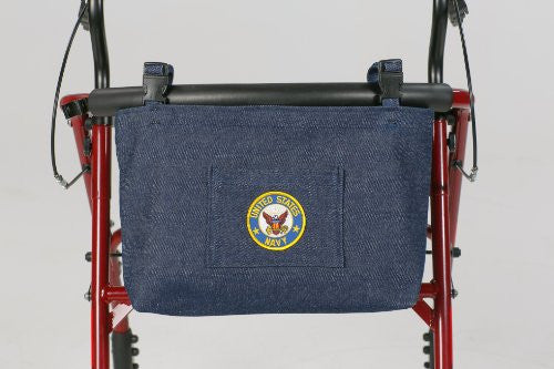 Military Walker/Wheelchair Bag - Navy