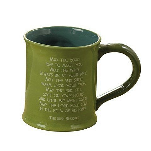 """May the Road"" Mug"