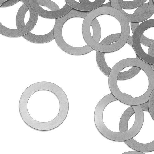 "Washer, 1 1/2""- Stamping Blank - Aluminum, 20g(24pc)"
