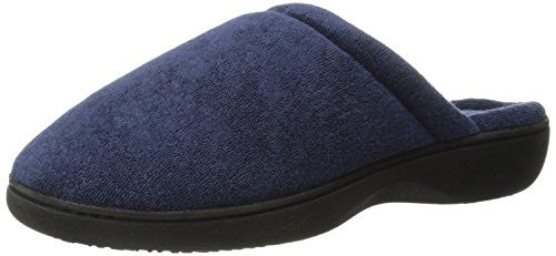 Terry Secret Sole Clog, Navy, 8 1/2-9