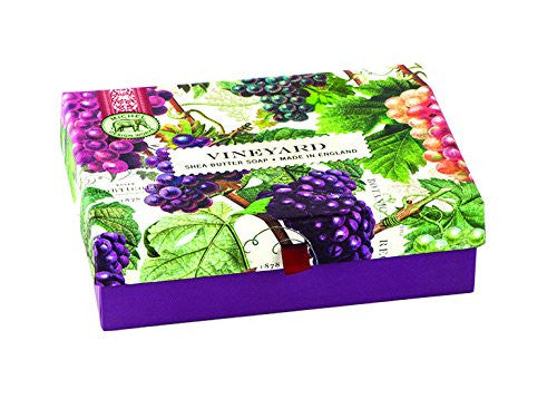 Vineyard, Double Soap Set