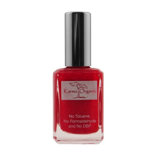 Texas Red Nail Polish