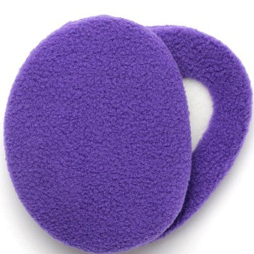 Earbags Fleece with Thinsulate Purple, Small