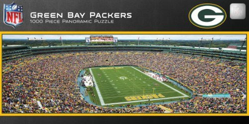 National Football League Stadiums - Green Bay Packers (Puzzle)