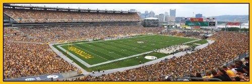 National Football League Stadiums - Pittsburgh Steelers (Puzzle)