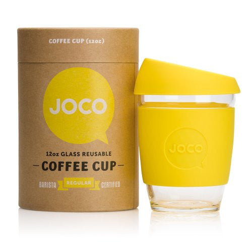 Joco Cup 12oz - Yellow