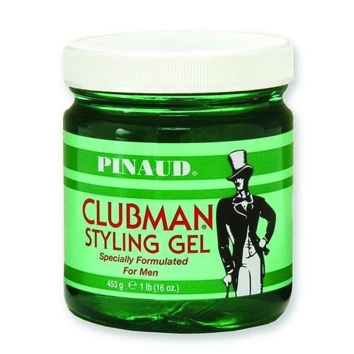 Clubman Reg Styling Gel, 16 oz.